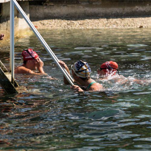 2. plivački maraton okupio natjecatelje od 8 do 75 godina